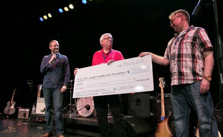 GSKT Raises $27,000 for St. Joseph's Dialysis Unit
